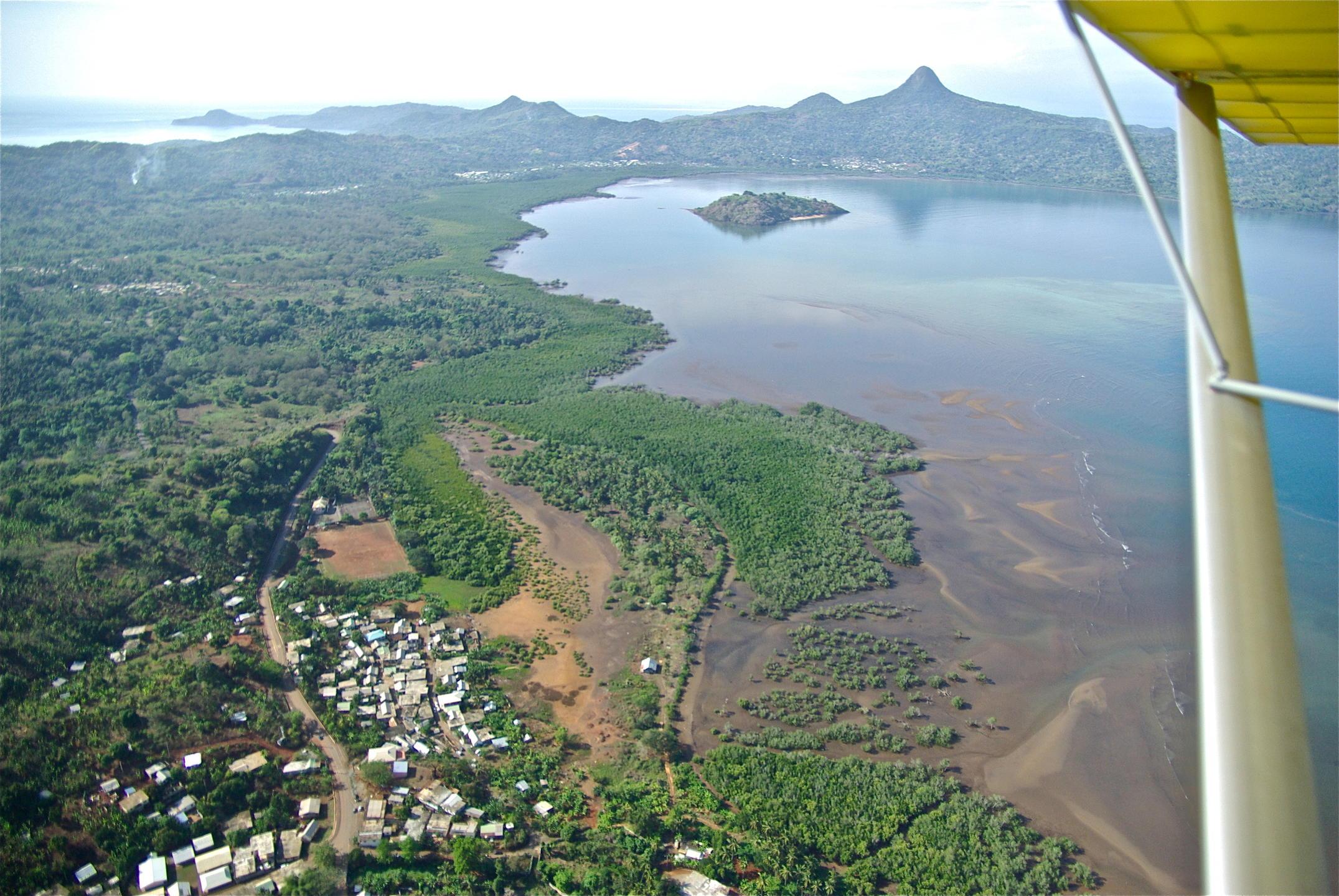 Mangrove de Mayotte, Baie de Chirongui