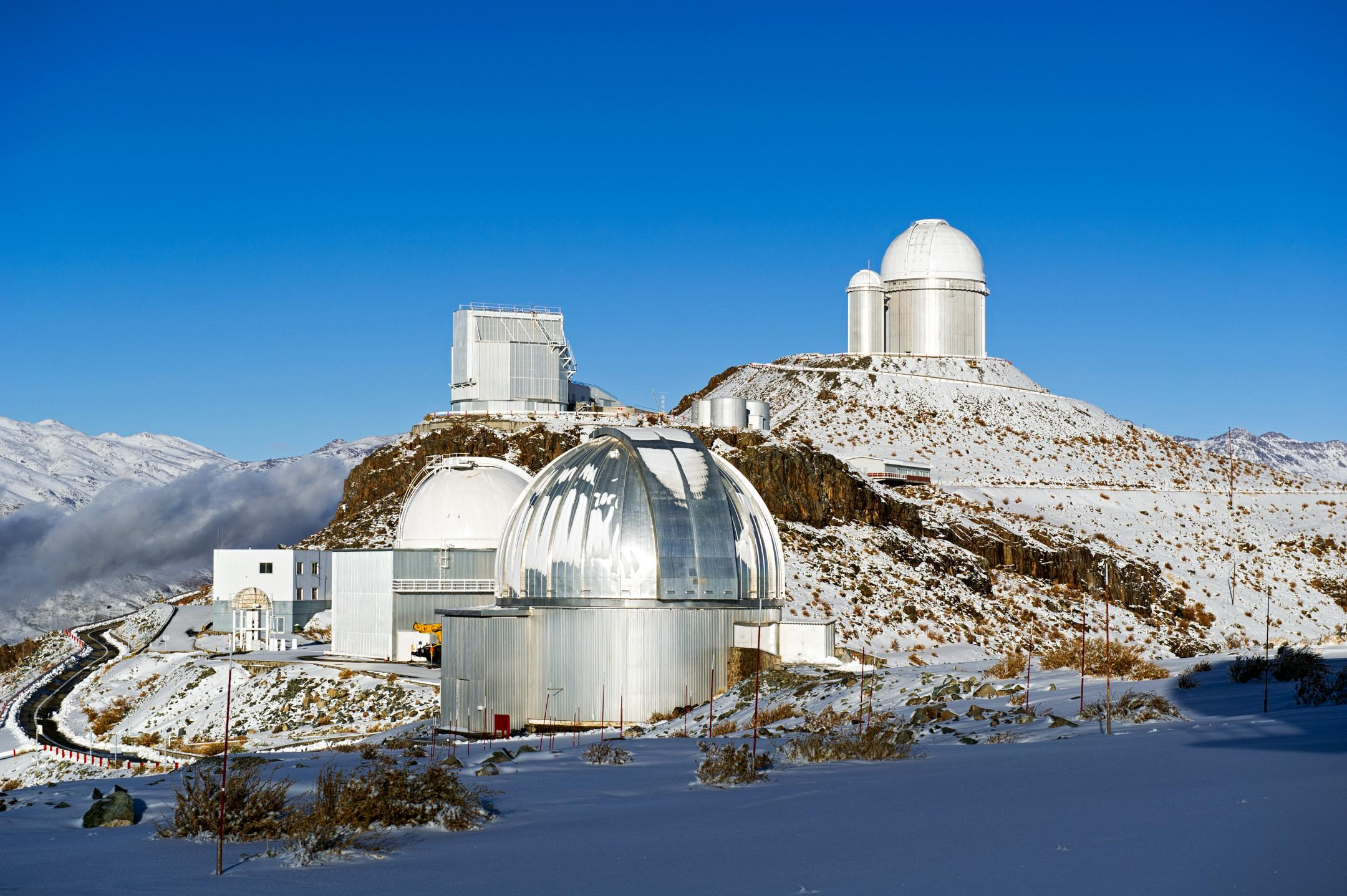 Observatoire La Silla au Chili