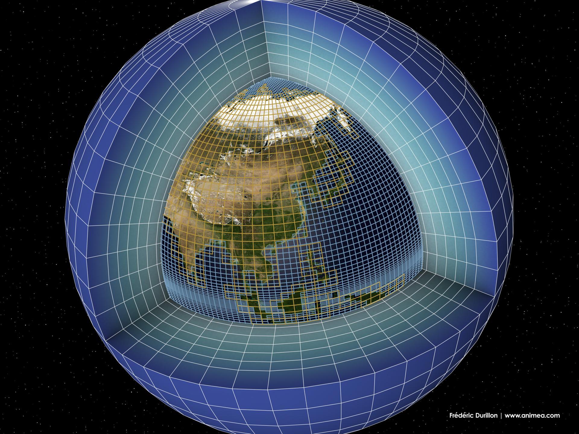 Simulation du climat, modélisation