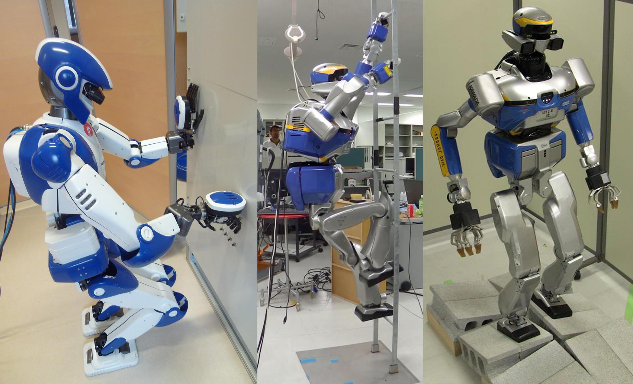 Robots JRL Japon