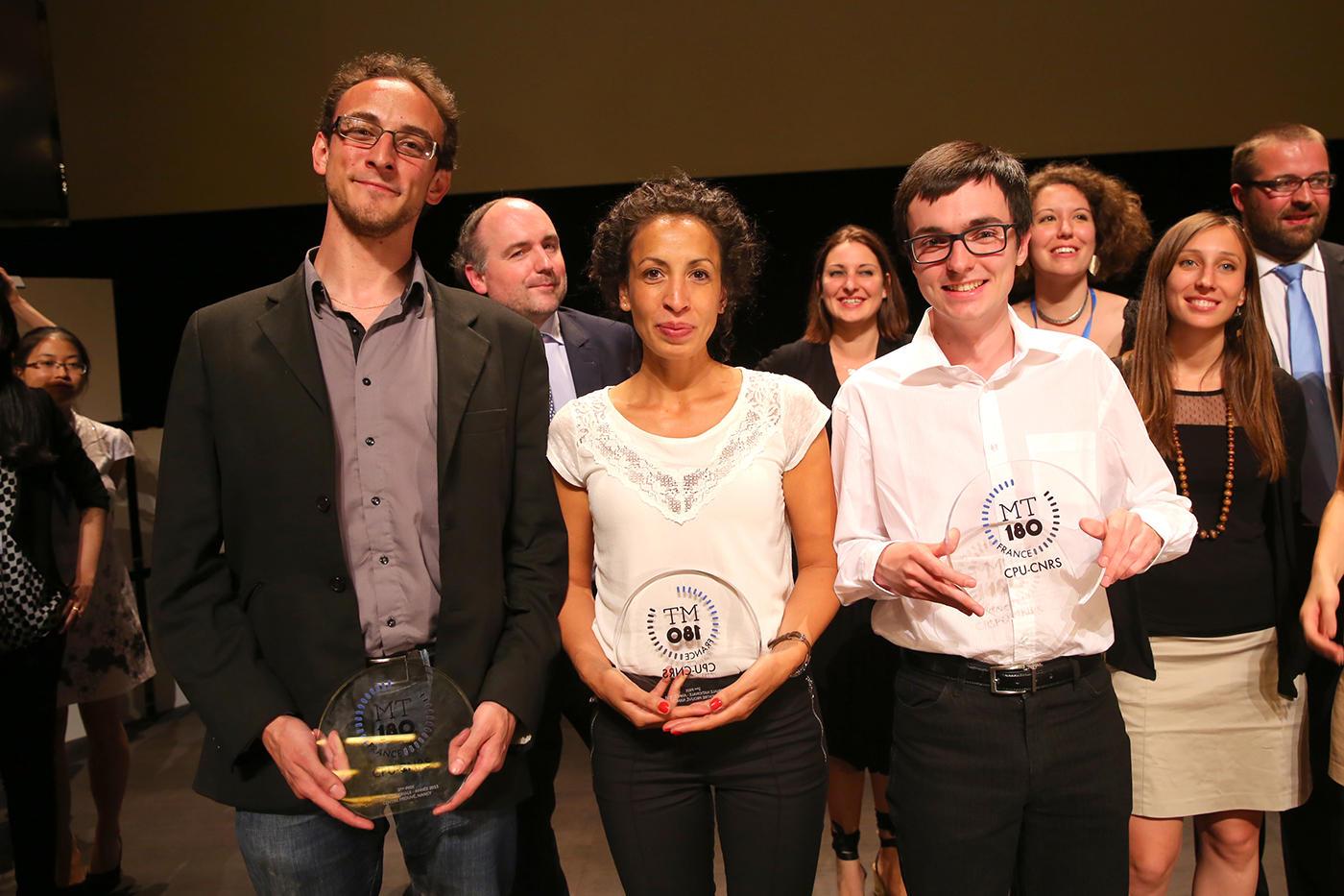 MT180 finalistes français