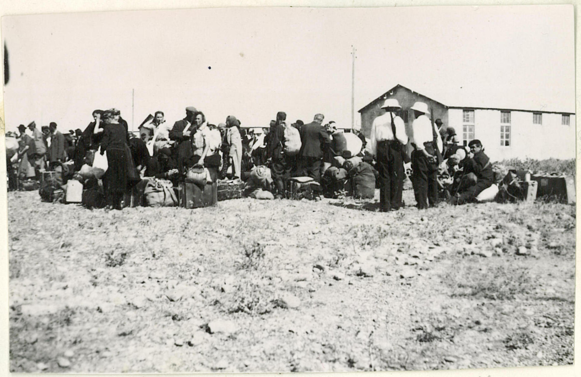Camp de Rivesaltes, juifs