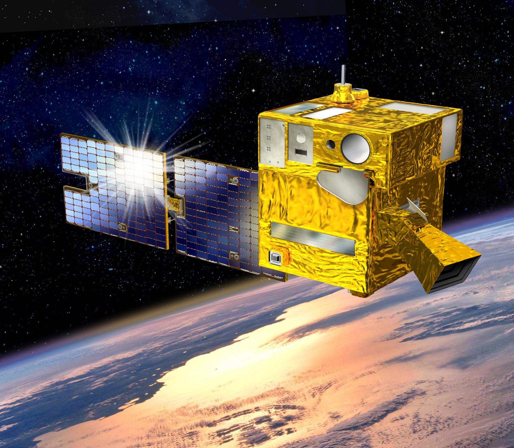Le satellite Picard