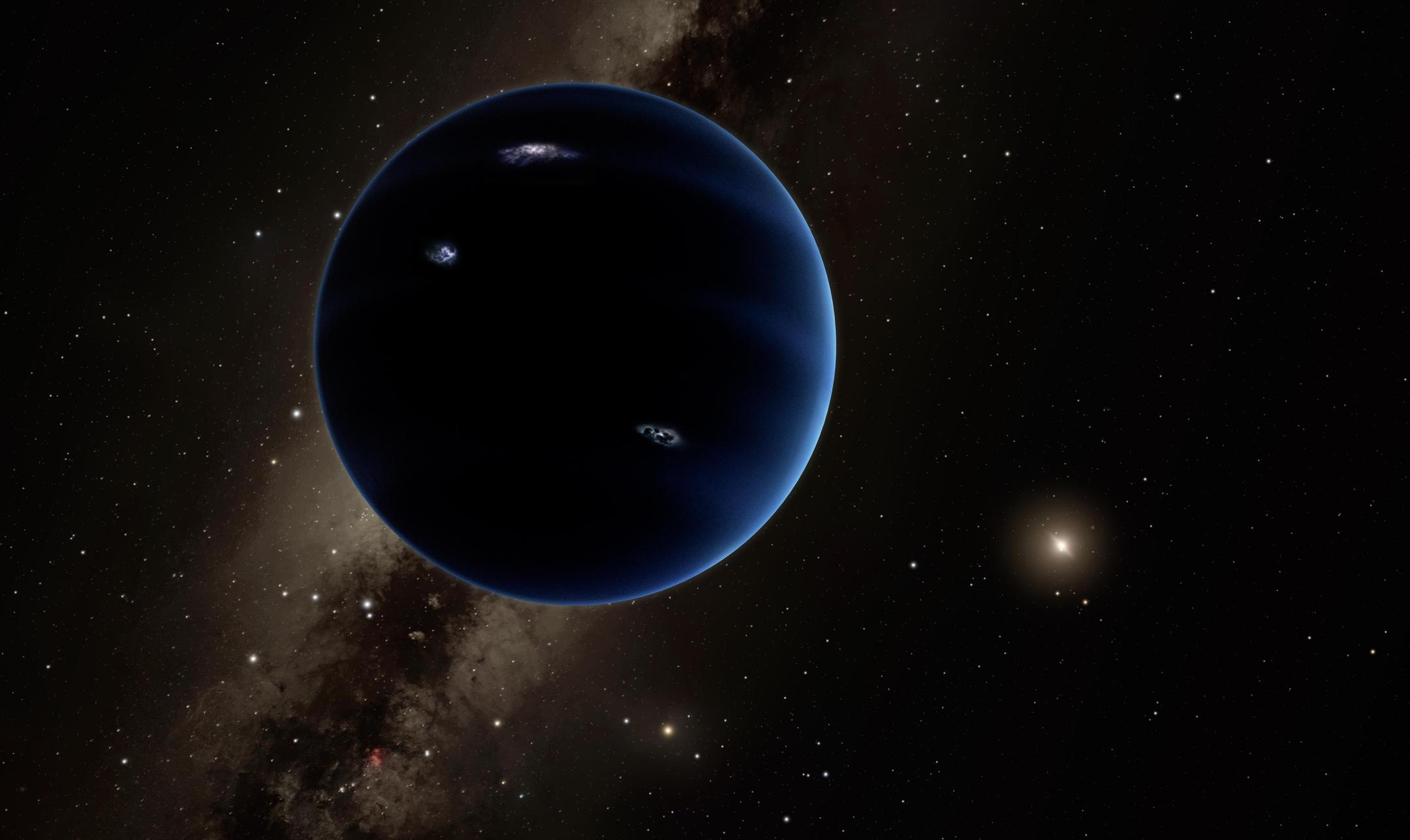 Neuvième planète
