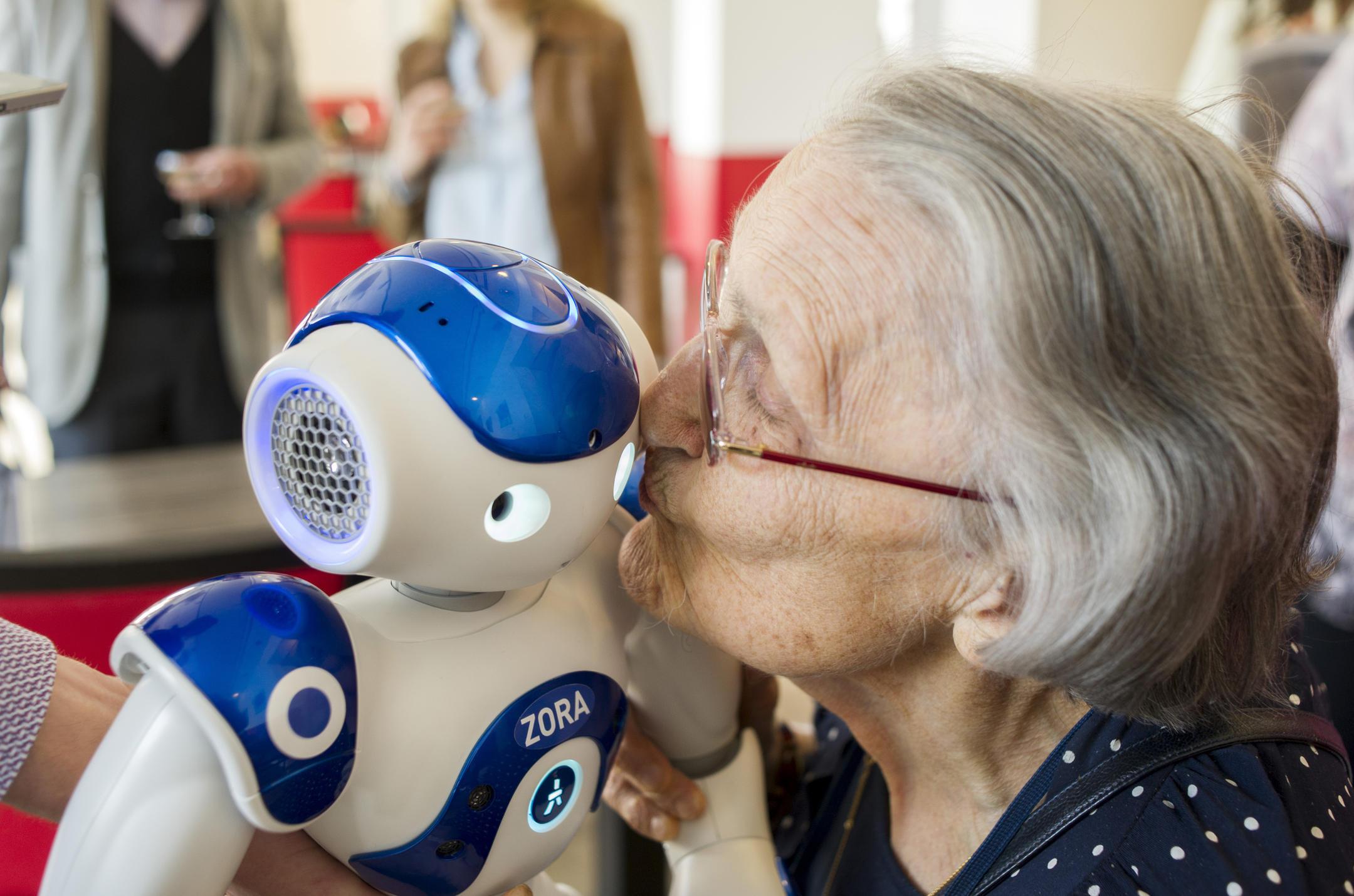 Robot NAO coach pour seniors