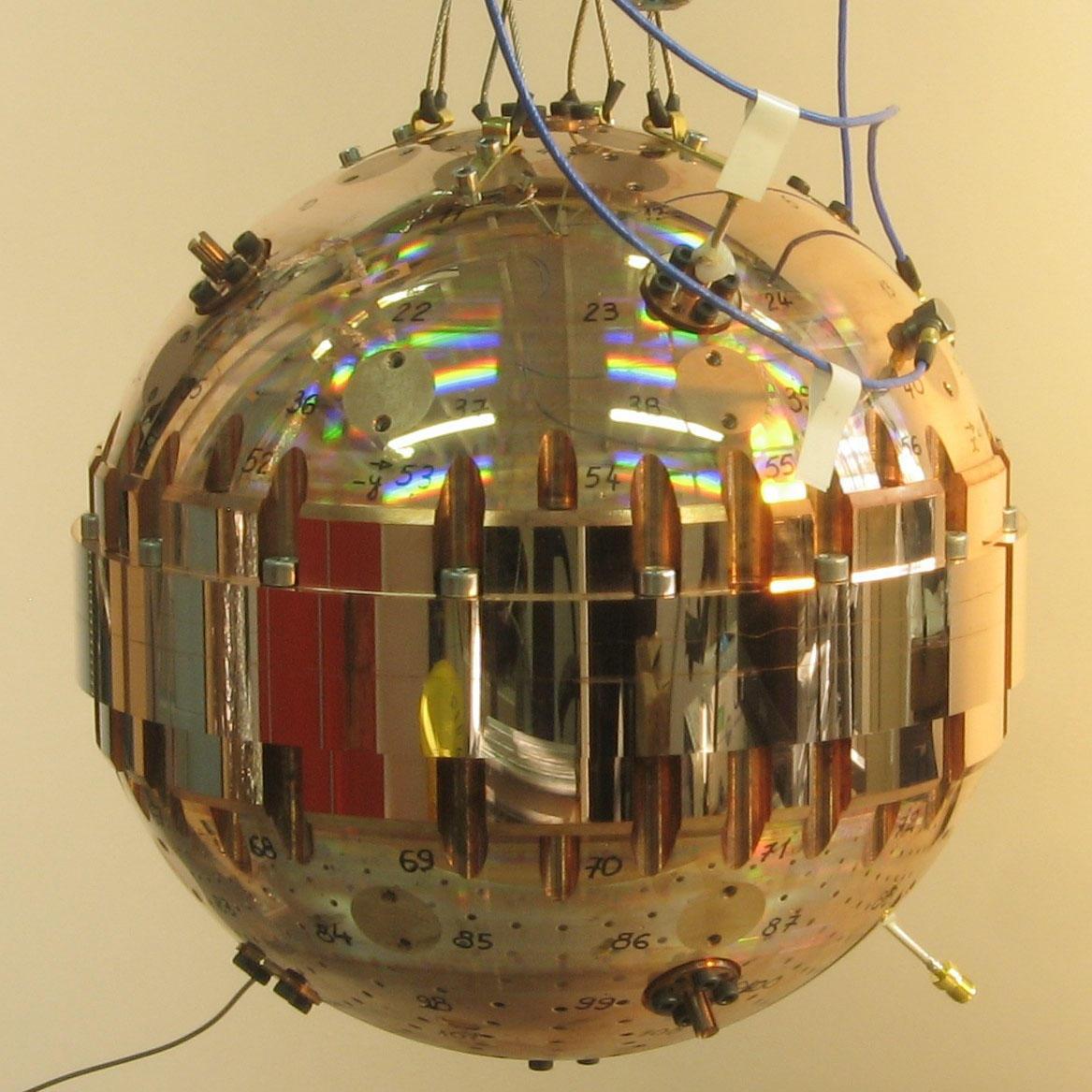 Thermomètre acoustique permettant de définir la constante de Boltzmann (k)