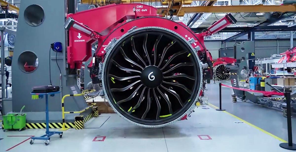 « Inventions, la saga continue » : le moteur d'avion nouvelle génération - Journal du CNRS