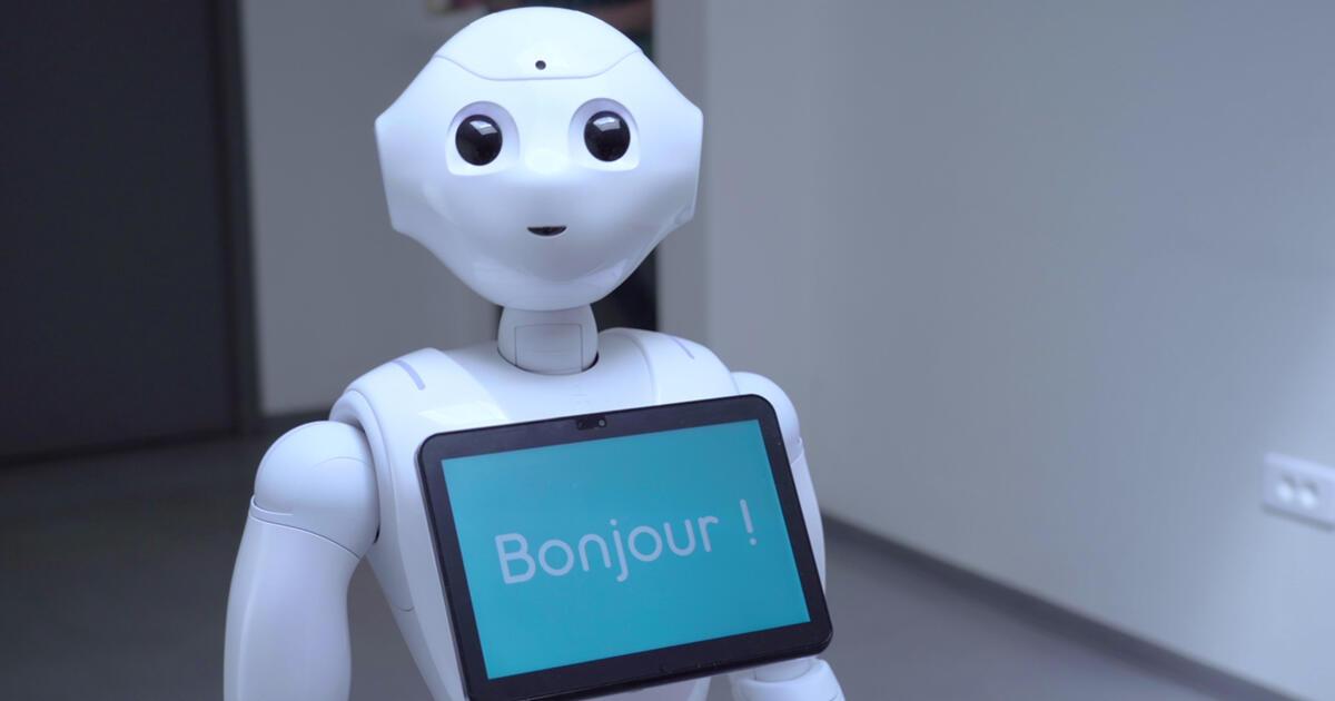 « Inventions, la saga continue » : le robot qui décryptait nos