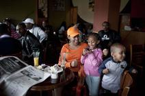 Ethiopie, vie quotidienne classe moyenne