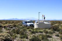 Cuve d l'observatoire Pierre Auger