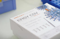Boîte de test EasyCov