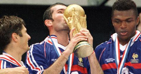 Finale de la coupe du monde de football 1998