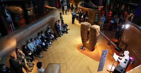 Journées de l'ethnologie au musée du quai Branly