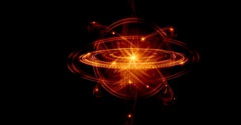 Modélisation d'un atome