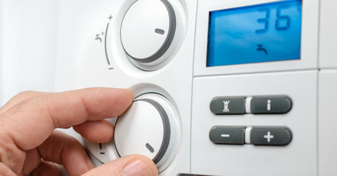 Programmation d'un thermostat