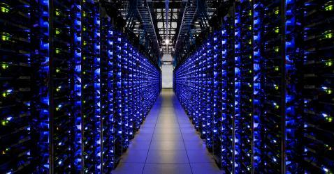 Big Data, Datacenter, Stockage de données, Google