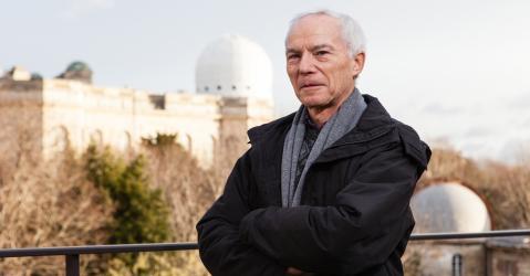 L'astrophysicien Philippe Lamy