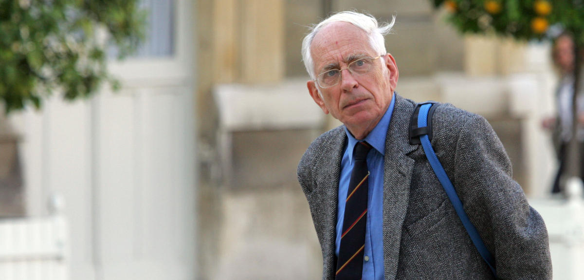 Yves Chauvin, prix nobel de chimie 2005