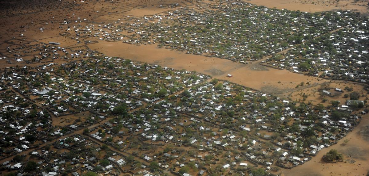 Camp de réfugiés Dadaab au Kenya