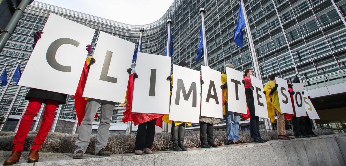 Programme cadre 2030 pour le climat et l'énergie