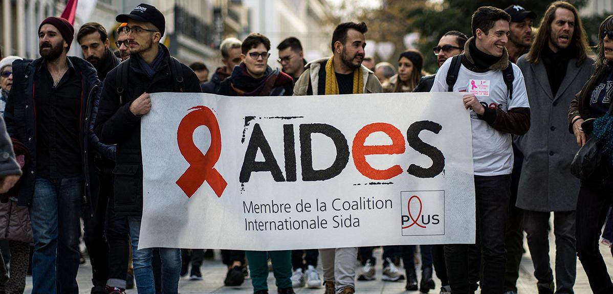 Contre le sida, la lutte continue