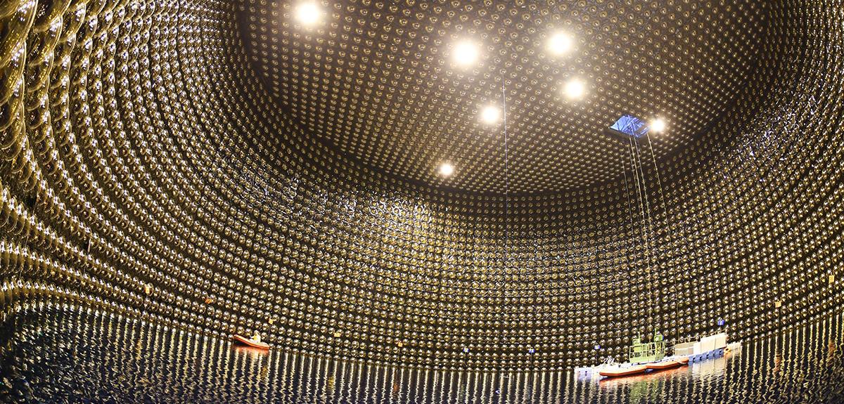 Les physiciens à l'assaut des neutrinos