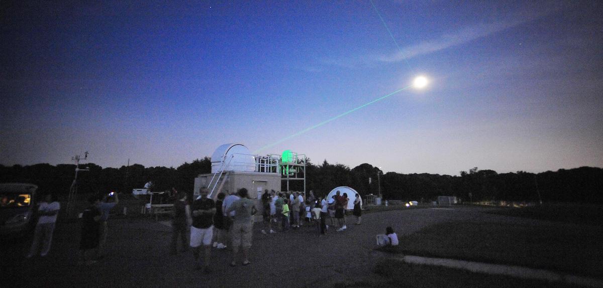 Observatoire astronomique et géophysique Goddard