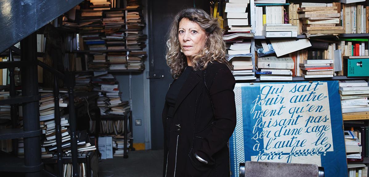 Barbara Cassin, le pouvoir des mots