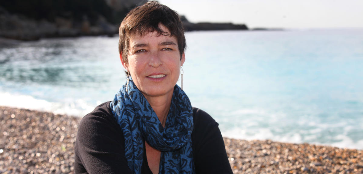 Chantal Abergel, les virus dans la peau