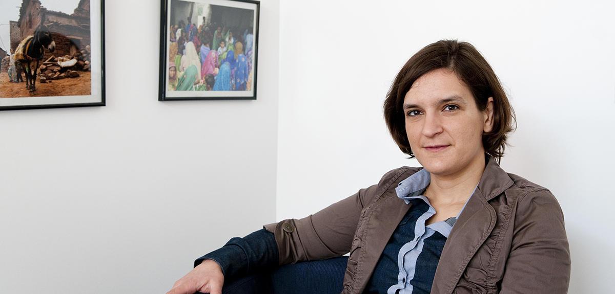 Esther Duflo, une économiste en lutte contre la pauvreté