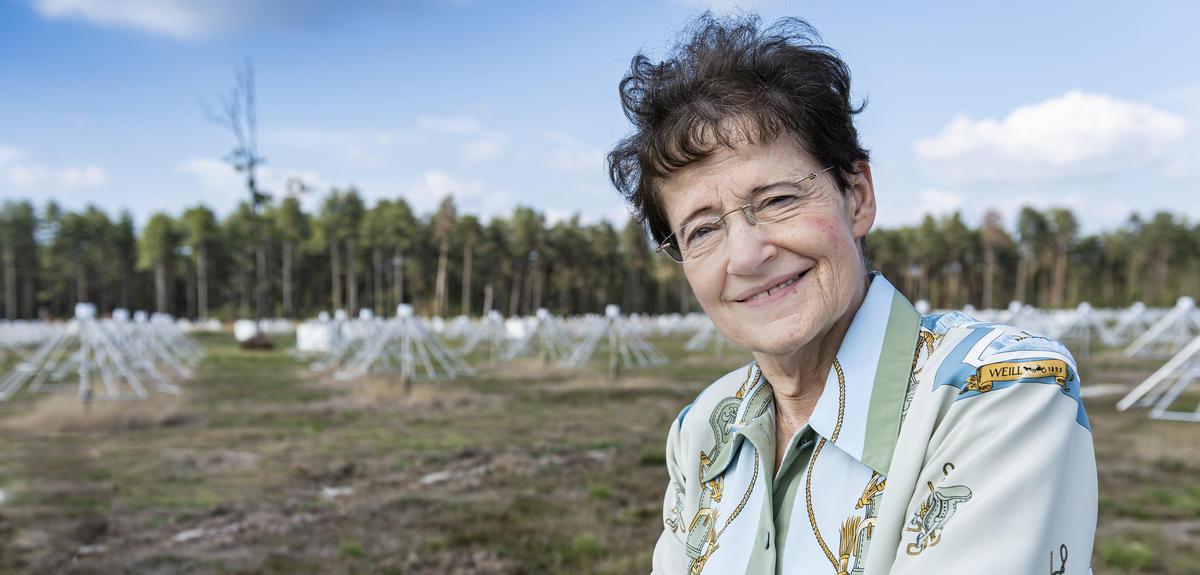 Françoise Combes, exploratrice du cosmos