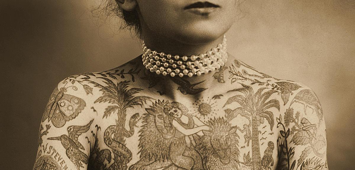 La Folie Tatouage Cnrs Le Journal