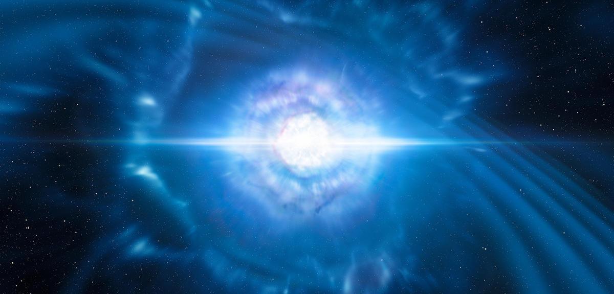 étoiles à Neutrons Une Fusion Qui Vaut De Lor Cnrs Le
