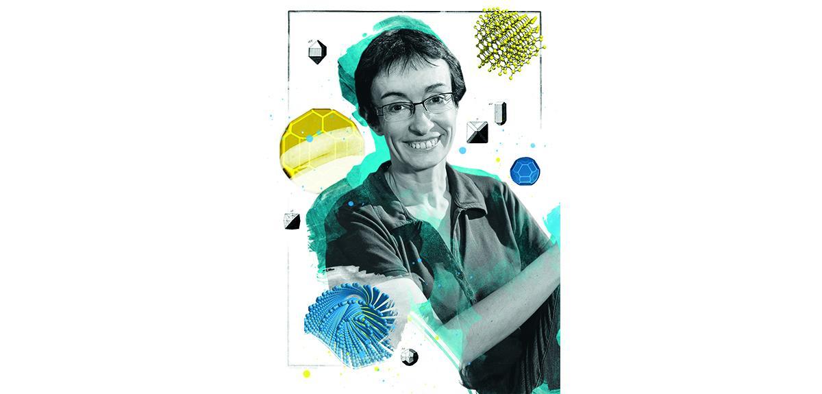 La physicienne Pascale Launois