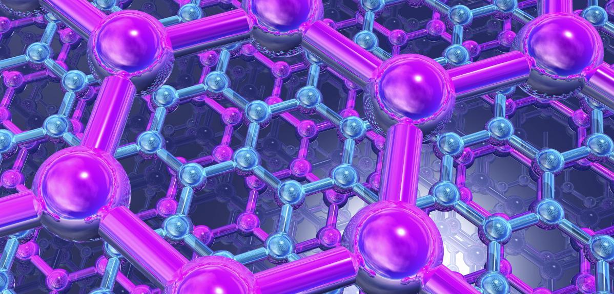 Modélisation en 3D du graphène