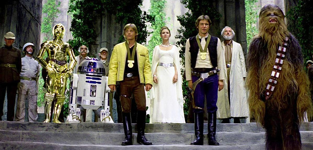 «Star Wars», une mythologie contemporaine