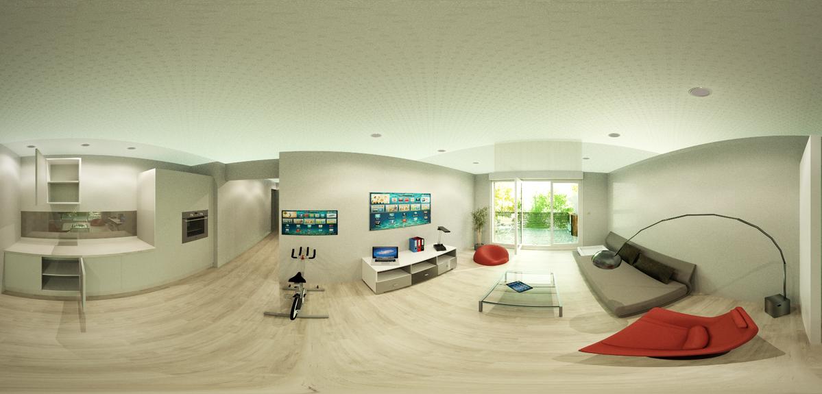 recherche appartement du futur cnrs le journal. Black Bedroom Furniture Sets. Home Design Ideas