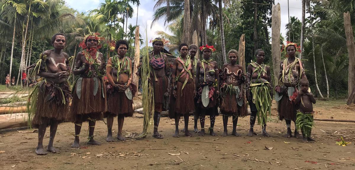 Le génome des Papous, mémoire de l'humanité