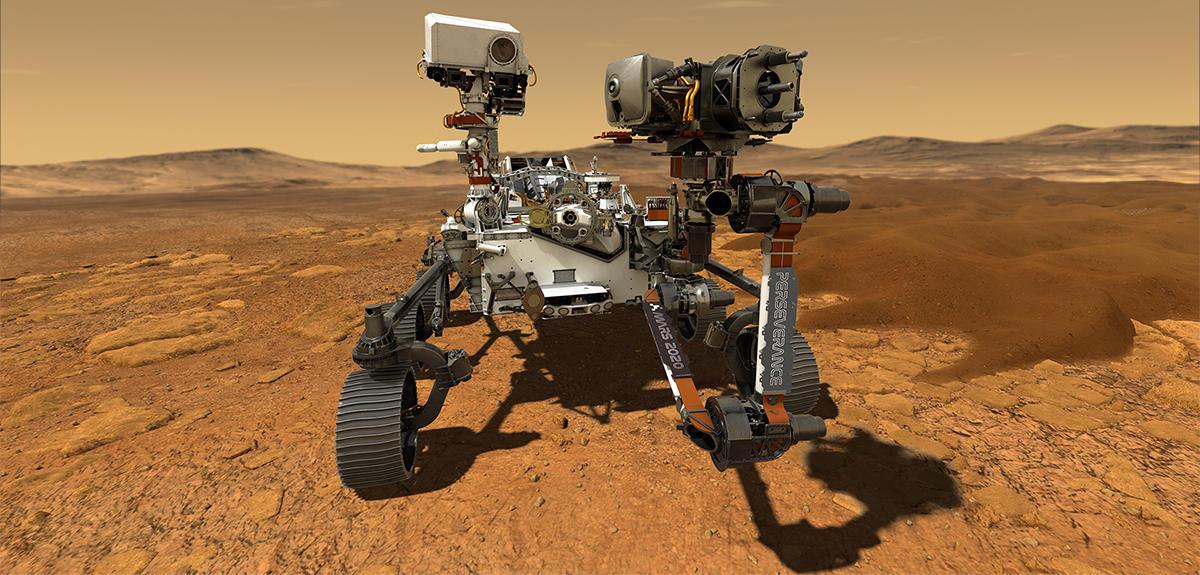 Bientôt un nouveau rover sur Mars