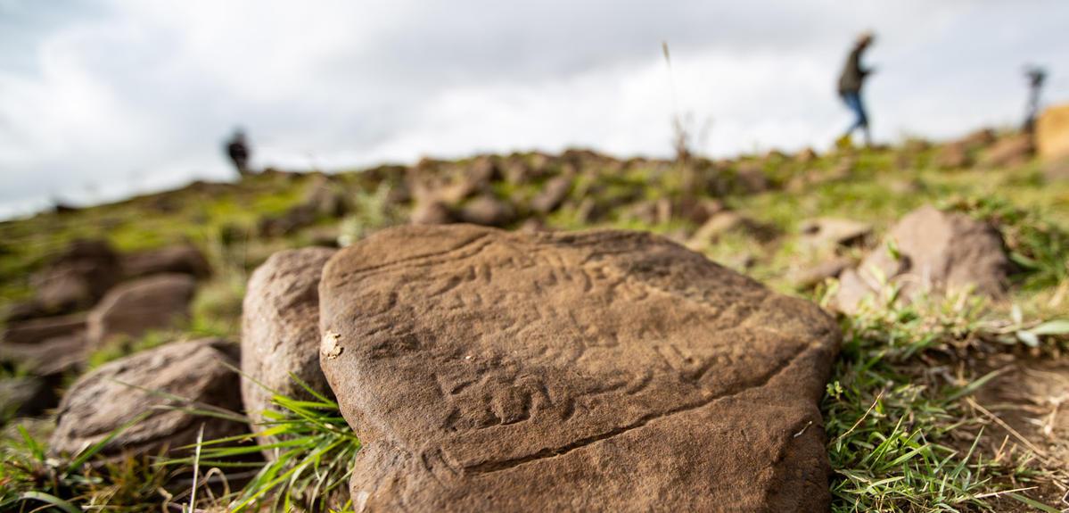 Ces stèles qui bouleversent l'histoire de l'Éthiopie