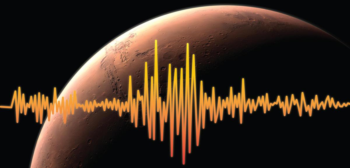 À l'écoute des tremblements de Mars