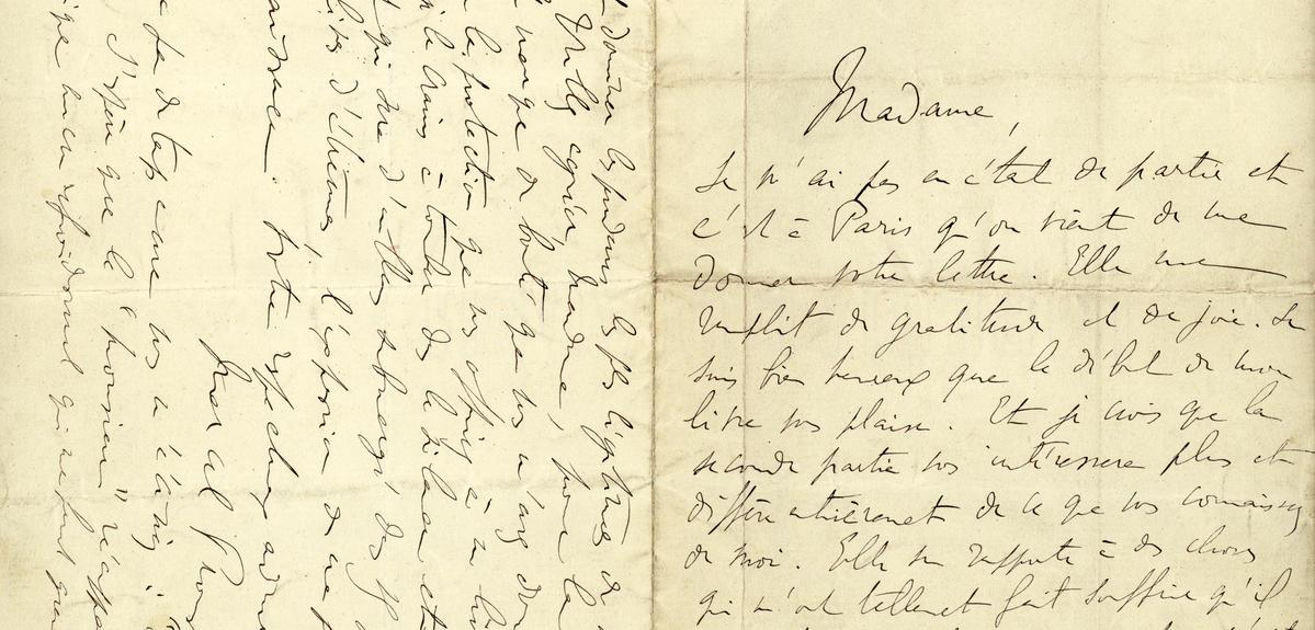 Les Lettres De Proust Bientot En Ligne Cnrs Le Journal
