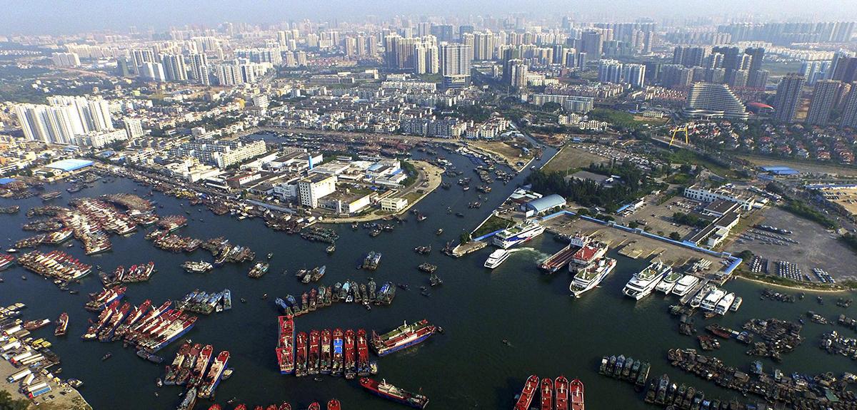 La Chine trace les nouvelles routes de la soie   CNRS Le journal c2a6a6e2160