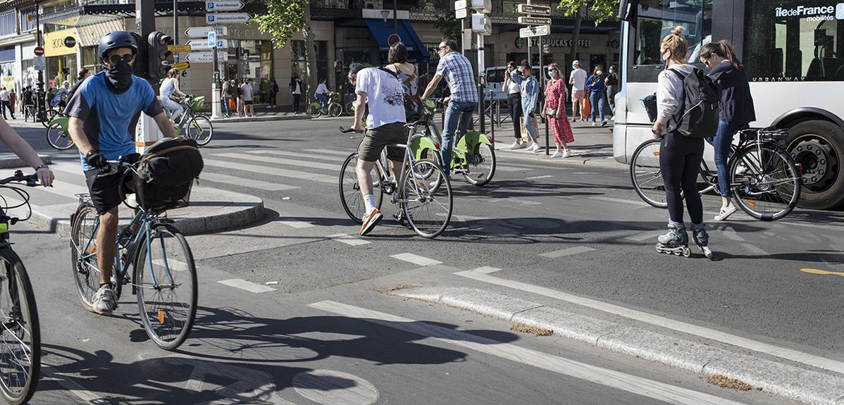 Femmes et hommes sont-ils égaux à vélo ?