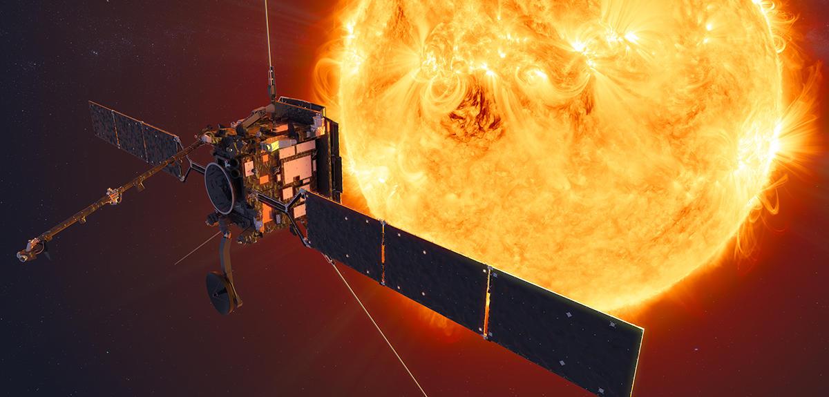 Solar Orbiter décolle pour le Soleil
