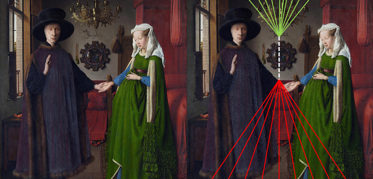 Jan Van Eyck/National Gallery, London/Wikimedia Commons