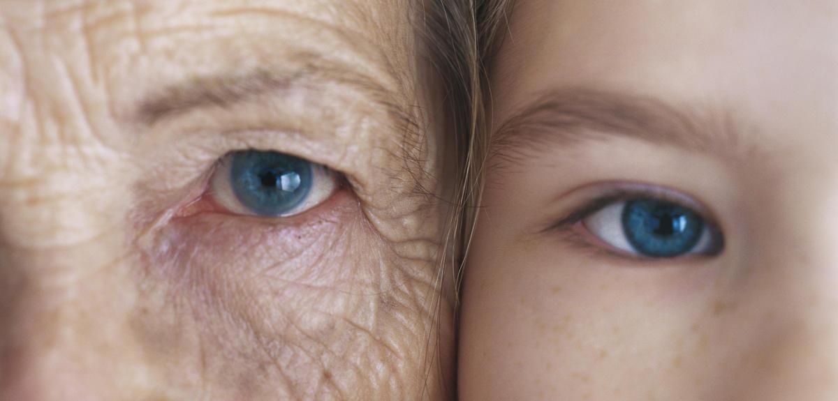 Pourquoi vieillissons-nous?