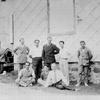 Le groupe Bourbaki en 1935, Besse-en-Chandesse