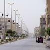 Raqqa, Etat islamique