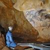 Relevé géomorphologique de la grotte Chauvet